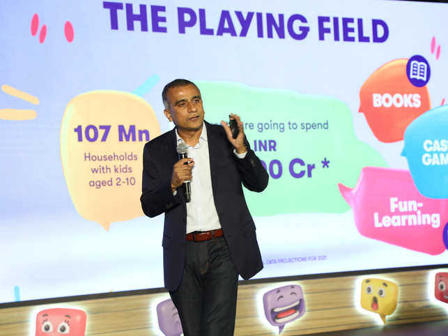 Viacom18 is all set to expand its digital ecosystem with the launch of VOOT Kids, a new platform that offers a fun and learning experience for children.