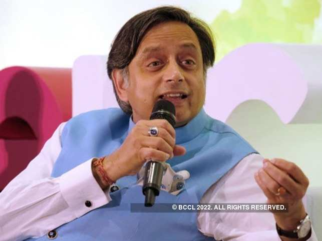 Mr. Tharoor's experiment with the millennial lingo made the Internet go ROFL.