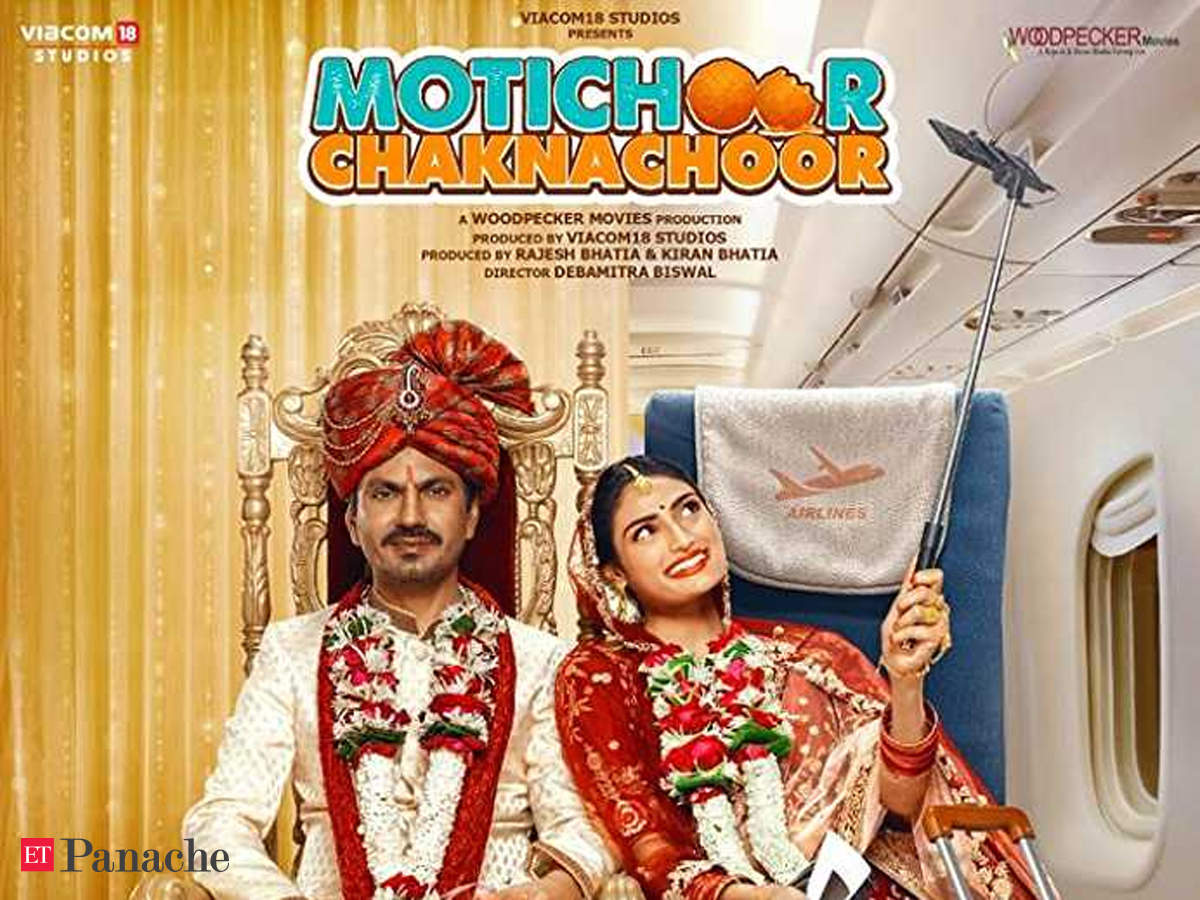 Motichoor Chaknachoor Review Fails To Capitalise On The Odd Couple S Chemistry The Economic Times