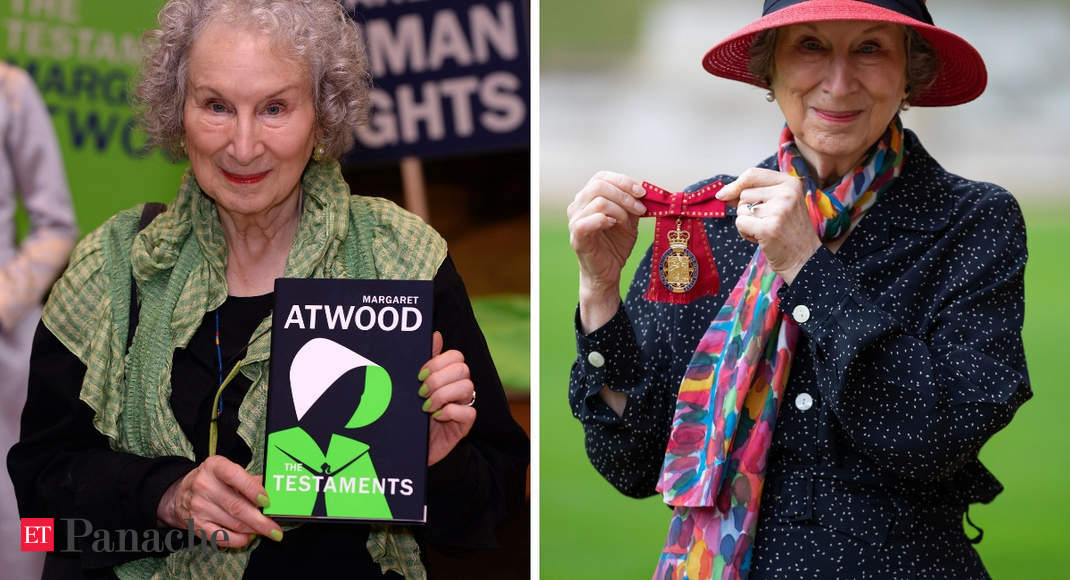 Beyond 'The Testaments': Margaret Atwood Books That Need Space On Your Bookshelf - ​The Magic Of Words - Economic Times