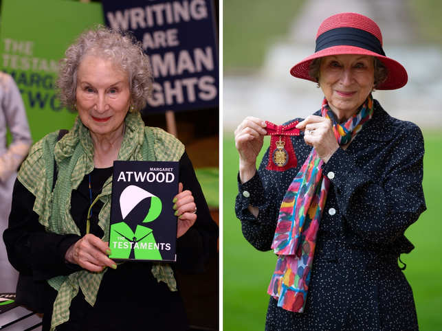 Margaret Atwood has had an eventful year. The Canadian author, who turns 80 today, won her second Booker prize (which she shared with British writer Bernardine Evaristo) for the critically-acclaimed 'The Testaments' - a sequel to 'The Handmaid's Tale'. The novel, set 15 years after the events of the original - which is now an award-winning show, was published 34 years since the Atwood wrote the book.Shortly after winning the Booker Prize, Atwood added another feather in her cap, receiving an Order of the Companions of Honor from Queen Elizabeth II, for her services to literature.And 'The Testaments' has also been named Amazon's Best Book of 2019.While the author has been making headlines for her recent achievements, she has to her credit over fifty books ranging from fiction and poetry, to graphic novels and essays, that demand a space on your bookshelf.Here are a few of our picks to help you navigate Atwood's vast repertoire of work.