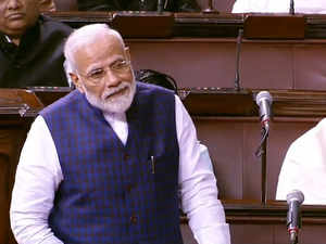 Rajya Sabha soul of India's federal structure, must play supportive role: PM Modi