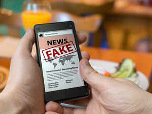 ​False news tends to have greater reliance on emotionally charged claims and misleading headlines.​ (Representative image)