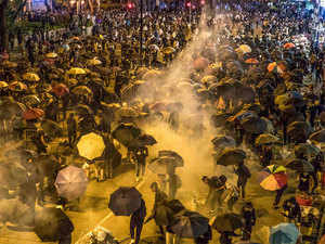 HONG-KONG---AFP