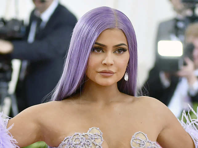 """Kylie Jenner has more than 270 million social media followers and rates as """"one of the most influential voices among beauty consumers globally."""""""