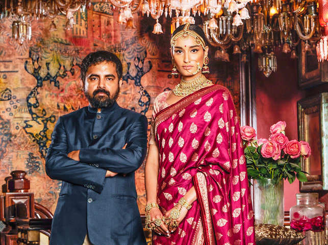 A private person, Sabyasachi Mukherjee, rarely opens up about his personal life.