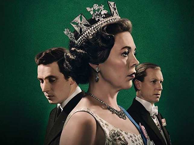The third season of the hit Netflix show 'The Crown' was released on Sunday.