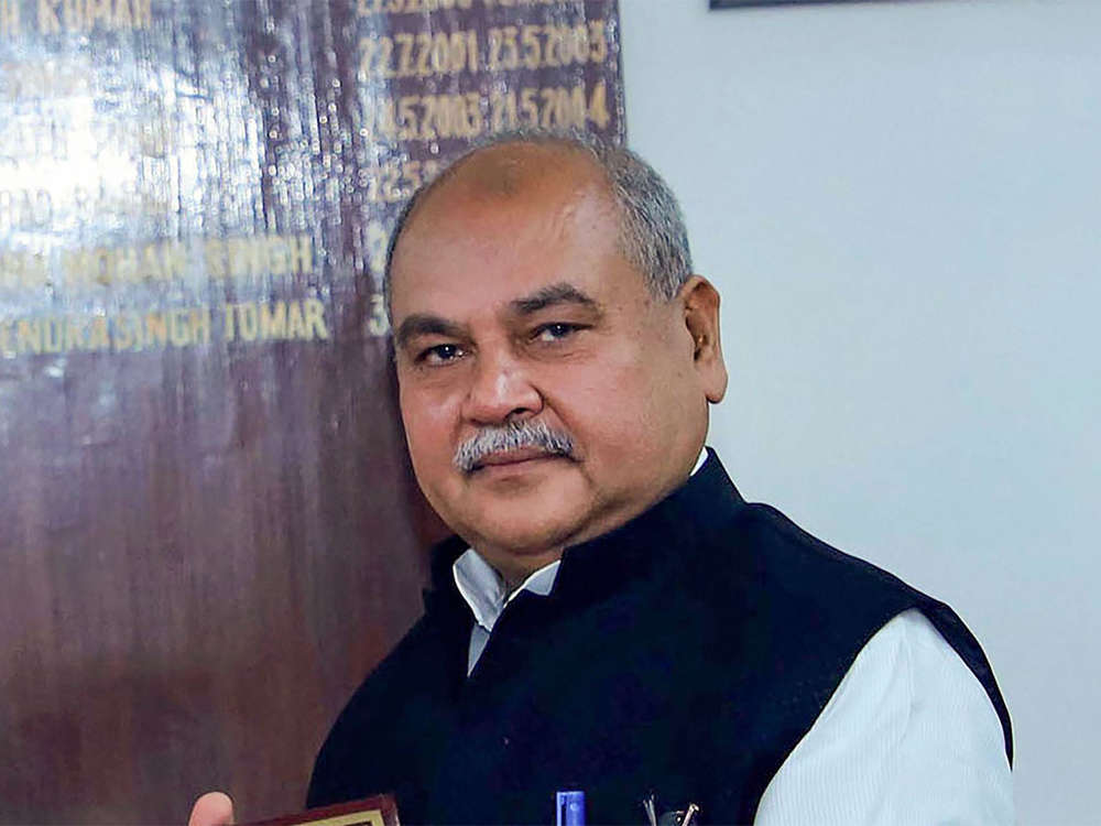 Young population weaning away from rural employment guarantee scheme: Narendra Singh Tomar