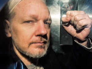 Sweden discontinues Julian Assange rape investigation after nearly 10 years