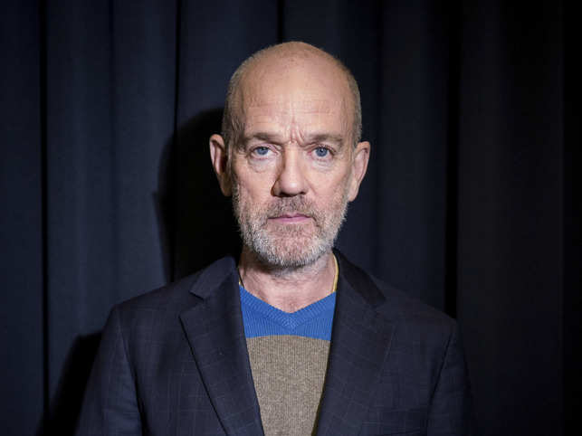 ​Always passionate about the camera, Michael ​Stipe has finished his second book of photography.​