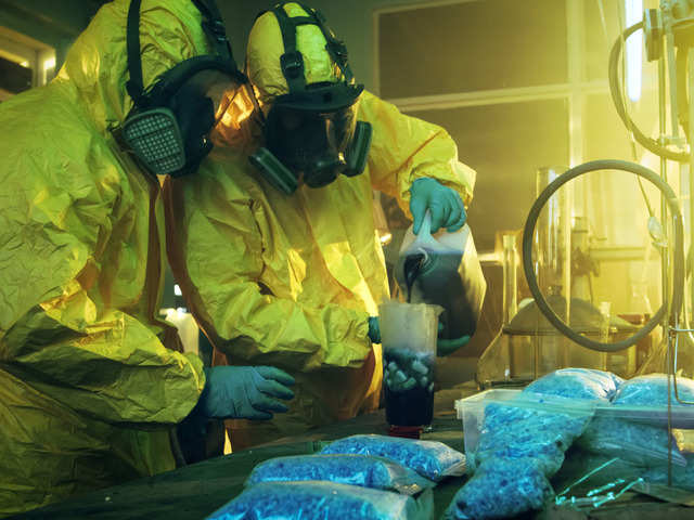 High, low of 'Breaking Bad' on-, off-screen