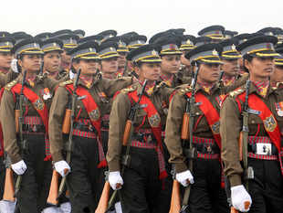 Women armed forces India