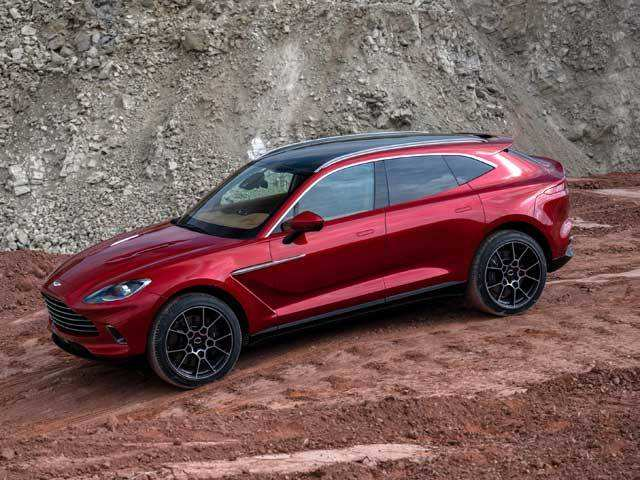 Price Aston Martin Dbx First Suv For 106 Year Old Luxury British Marque The Economic Times