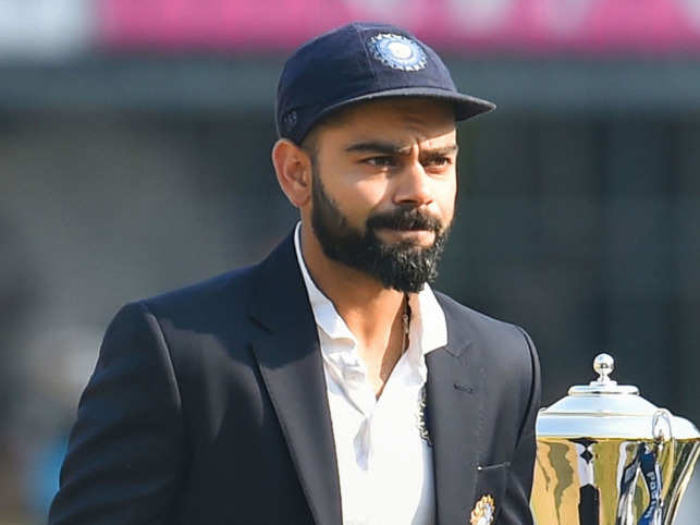 Virat Kohli Bags Peta India S Person Of The Year For 2019