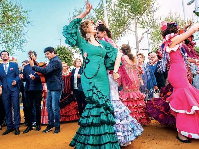 Discover culture through music & dance: Fests that offer cultural insights are a major draw for tourists