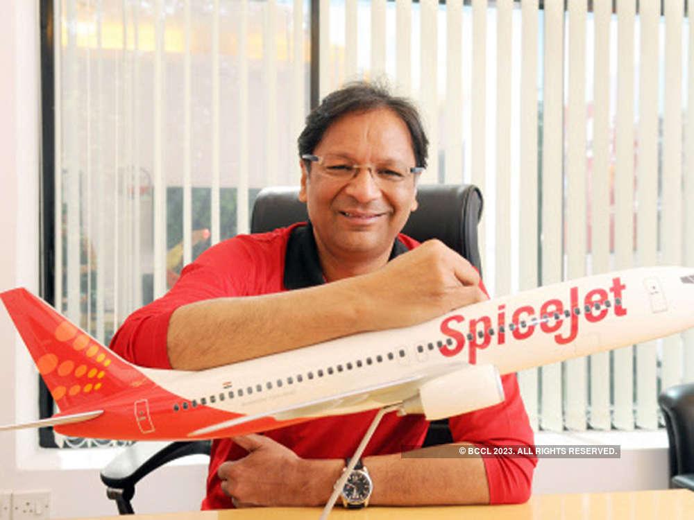 SpiceJet CMD Ajay Singh blames IndiGo for below-cost fares