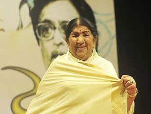 Lata Mangeshkar was admitted to the Breach Candy Hospital after she complained of difficulty in breathing last week.