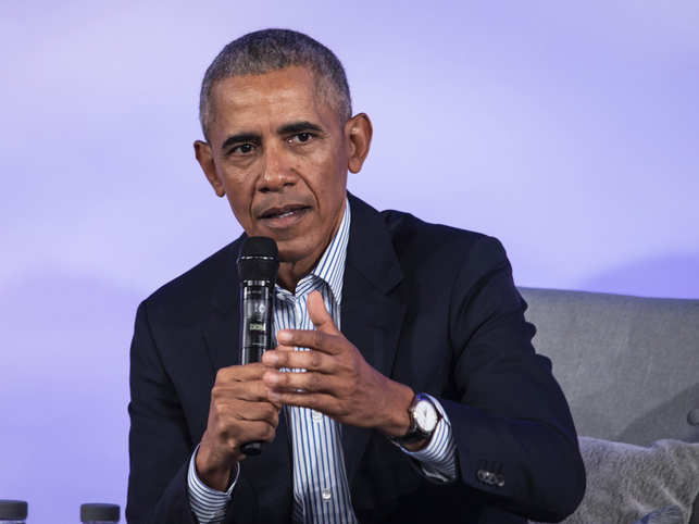 """Barack Obama was asked what he believes to be the """"most compelling issue in the world today"""" and what should be done to get people to rally around it."""