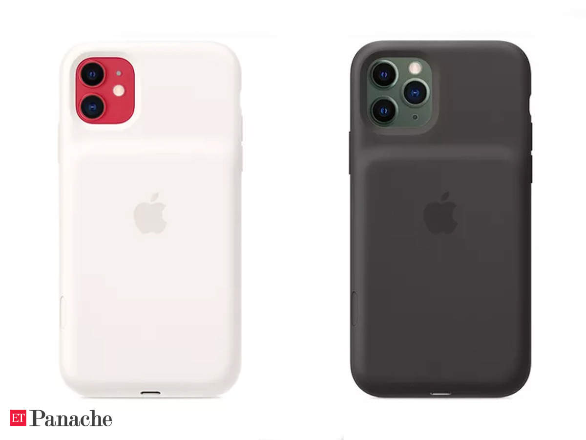 Apple Inc Photography Redefined Apple S New Battery Case Allows Shooting Videos And Capturing Frames On The Go The Economic Times
