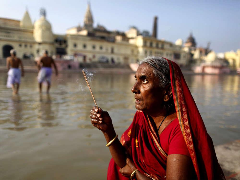 Yogi's Ayodhya Plans: A Shabri Garden, Ashok Vatika, Ram Setu and first flight to land next year