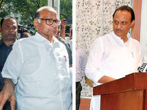 Maharashtra: How trouble has been brewing in the Pawar parivar