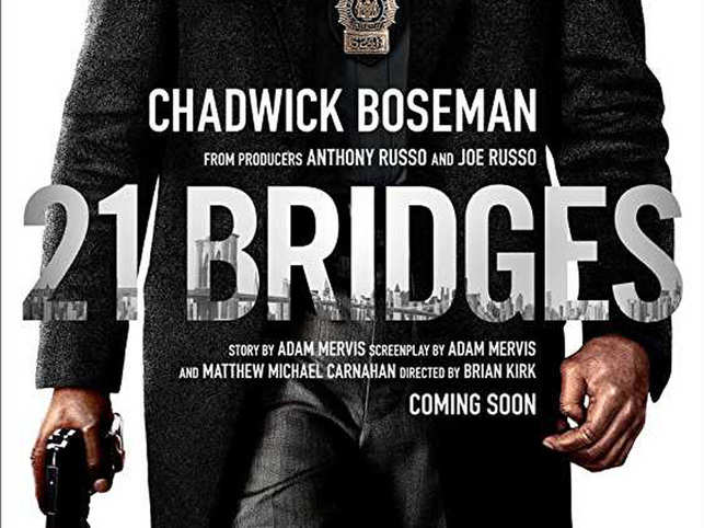 '21 Bridges' review: Not your average cop-vs-criminal thriller; gives JK Simmons his moment of glory