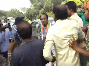 WB assembly bypolls: BJP candidate heckled by TMC workers, CEO seeks report