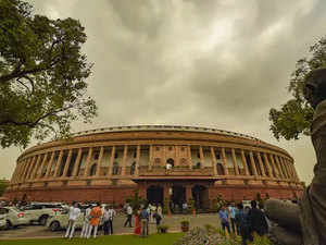 LS, RS adjourned for day amid protests by opposition over Maha issue