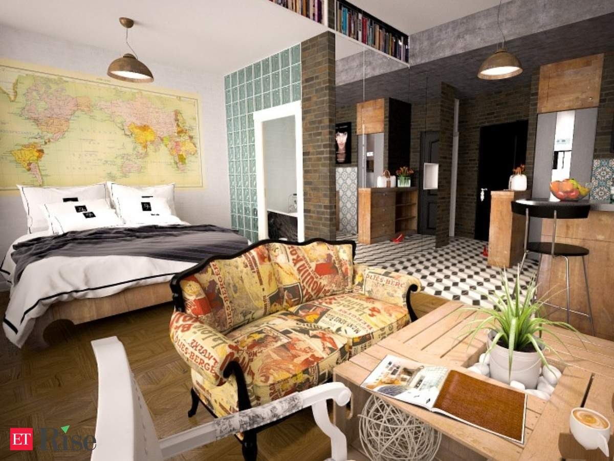 interior design small flats photos that look
