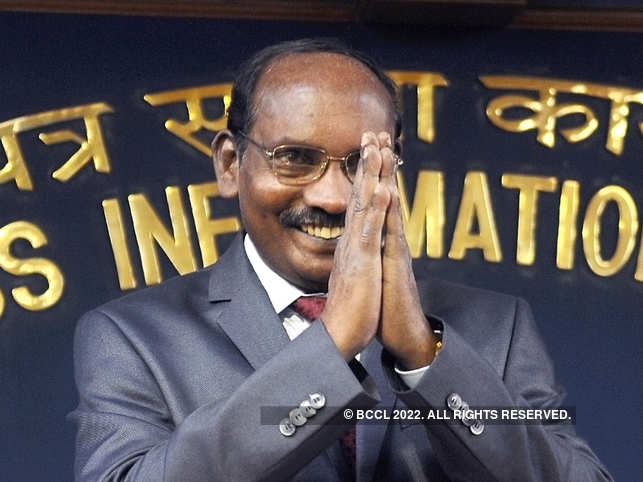 Ahead of the launch of PSLVC-46 in May, K Sivan had visited the Tirumala shrine to offer prayers to Lord Venkateswara.