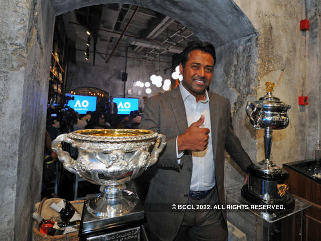 Leander Paes says that he has learnt a lot from his opponents and the partners in mixed doubles.