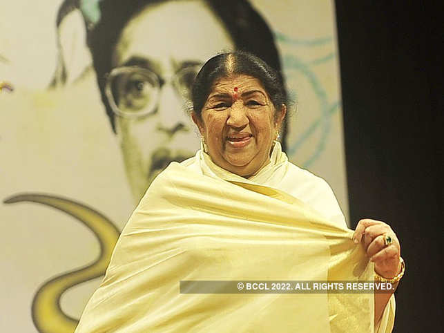 Lata Mangeshkar was admitted to the Intensive Care Unit of Breach Candy Hospital after she complained of difficulty in breathing on November 11.