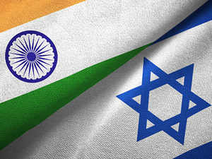 india israel getty
