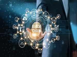 blockchain - getty