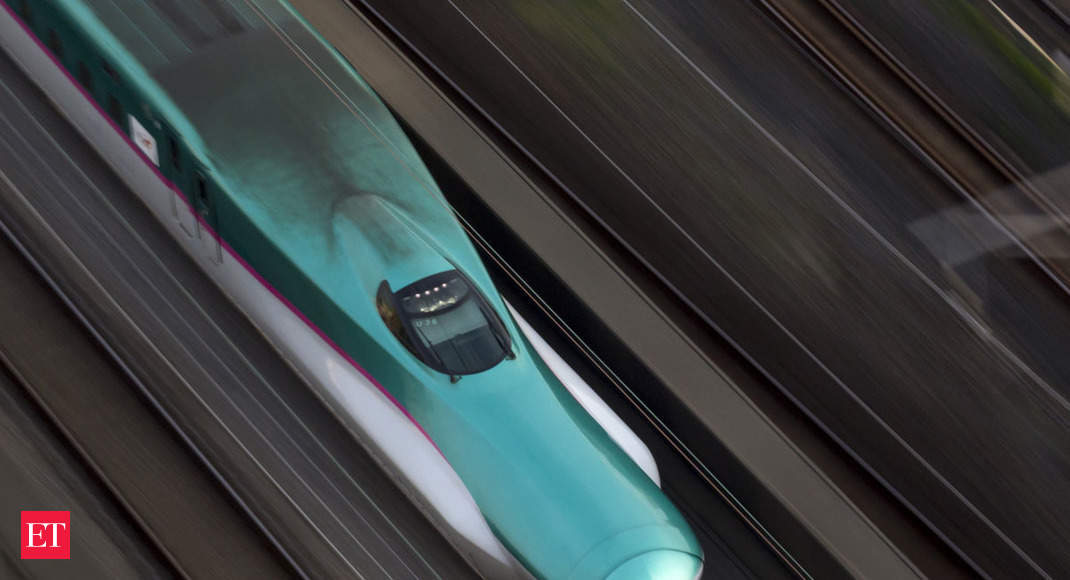 BJP loss in Maharashtra election raises questions about bullet train
