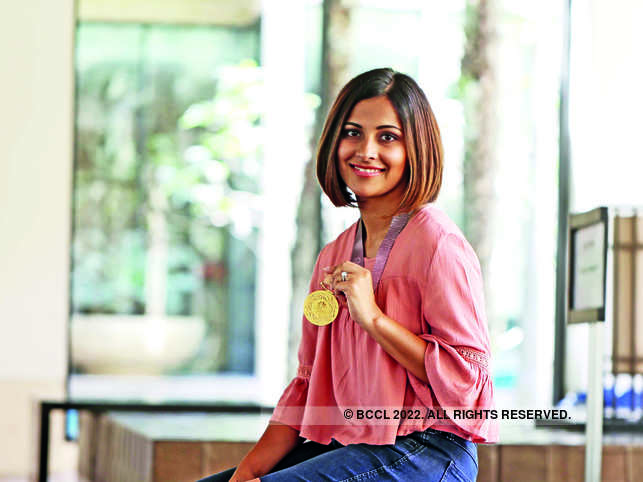 Shooter Heena Sidhu unlike other sport stars who have a particular ritual a day before a match, does not have one.