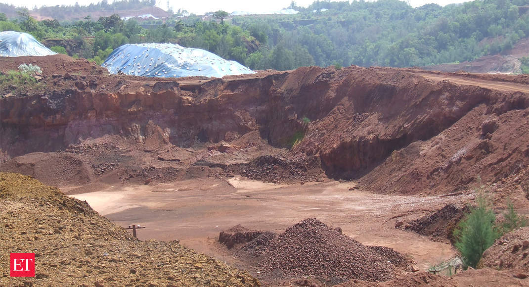 Goa Mining People's Front asks Centre to restart mining in Goa