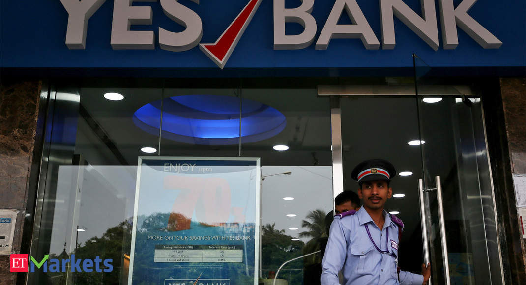 YES Bank climbs 3% after Edelweiss upgrades stock to 'Buy' - Economic Times thumbnail