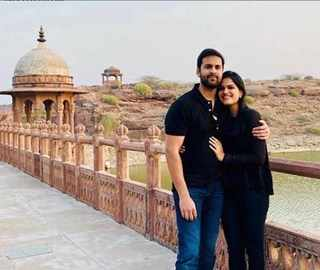 Nykaa founder's daughter Adwaita marries Anubhav Gupta in a fairytale ceremony
