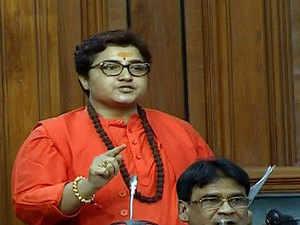 Godse controversy: Pragya Thakur tenders apology in Lok Sabha for her remarks