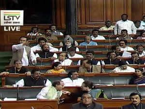 Arms Act introduced in Lok Sabha