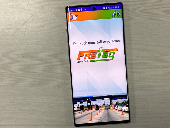 My Fastag app review: A one-stop solution with an easy-to-use interface -  The Economic Times