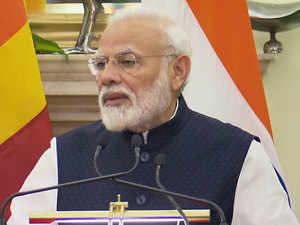 Prime Minister Modi announces USD 50 million assistance to Sri Lanka to deal with terrorism
