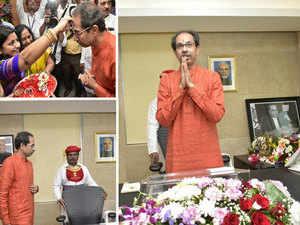 Maharashtra: Uddhav Thackeray formally takes charge as Chief Minister