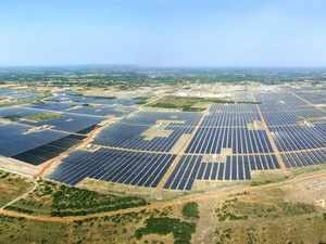 India solar power target