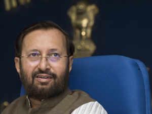 Prakash Javadekar TNN