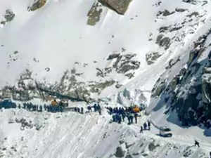 Avalanche hits Army patrol team in Siachen and claims lives of 2 jawans