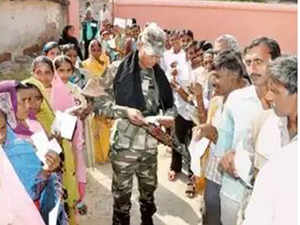 Jharkhand Elections: 62.87% total voter turnout in first phase