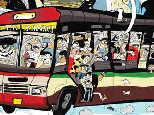 What ails state-run bus operators in India?