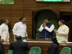Maharashtra Assembly: Nana Patole of Congress elected Speaker unopposed as BJP withdraws